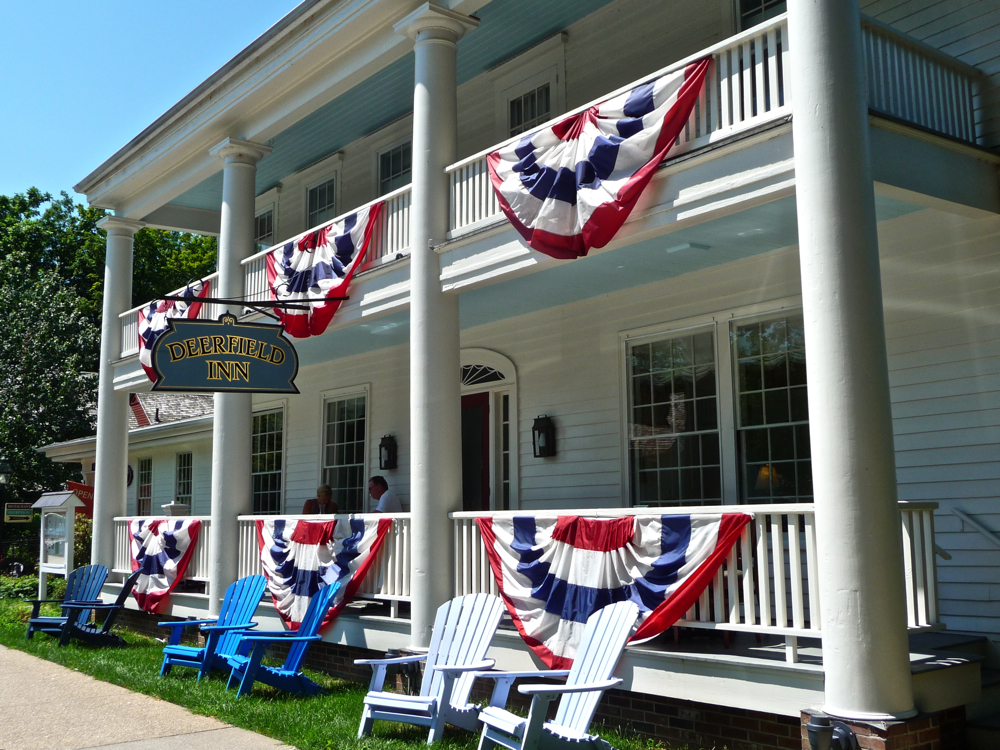 How Historic Deerfield Village, Mass. appeals to visitors of all ages.