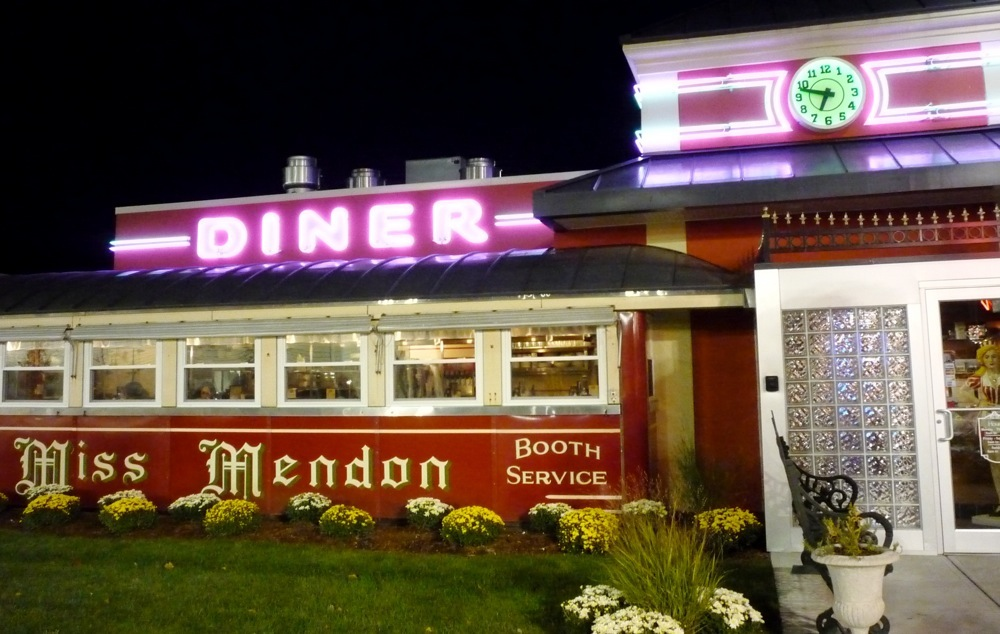 Miss Mendon Diner in Mendon, Massachusetts