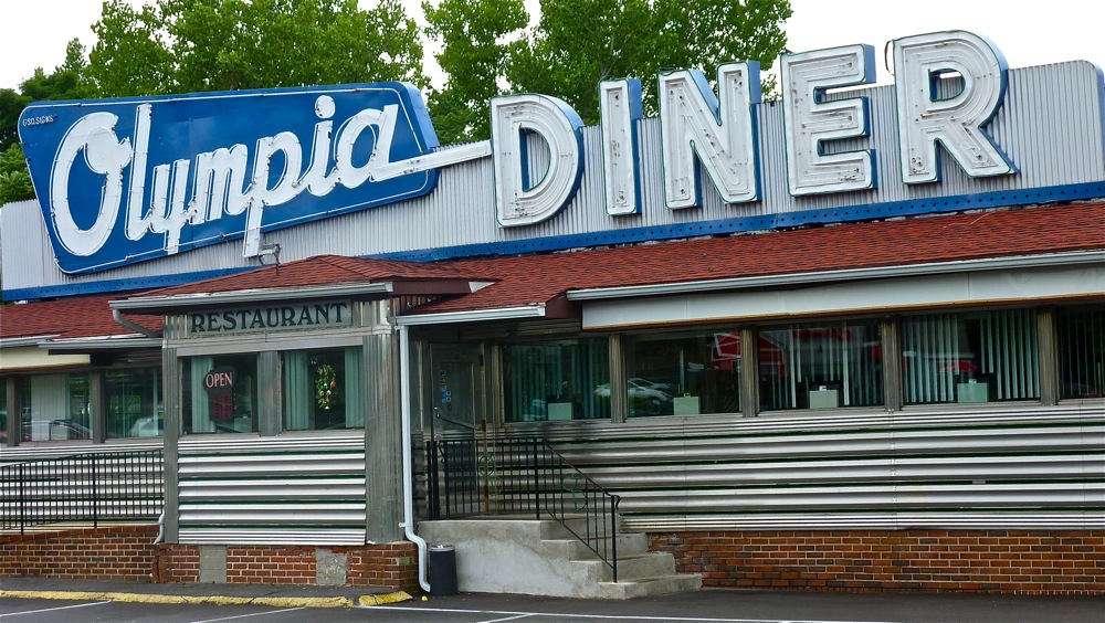 Olympia Diner, Newington, Connecticut