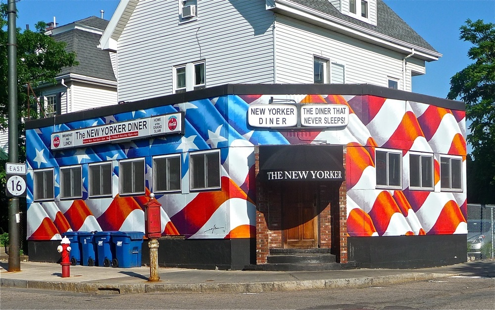 New Yorker Diner, Watertown MA