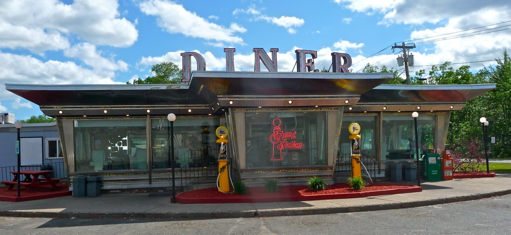 Whatley Diner in Whatley, Massachusetts