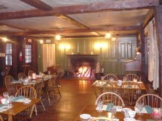 Salem Cross Inn restaurant, West Brookfield, MA