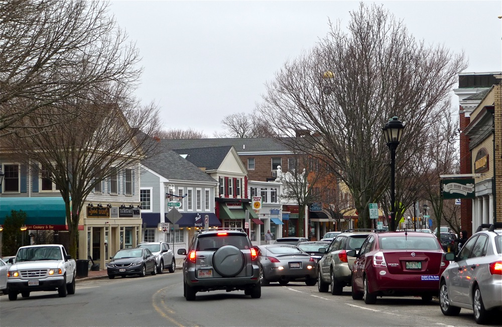 Downtown Plymouth Ma