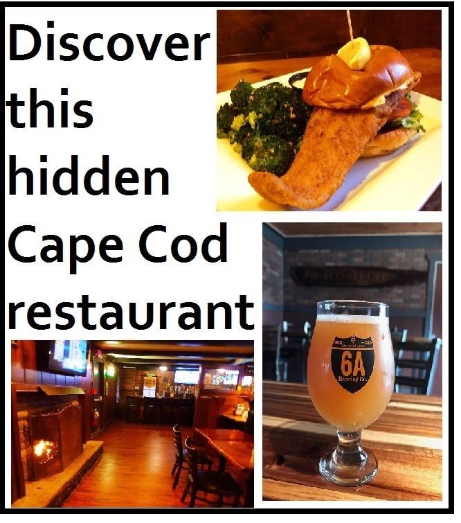 Check out this fantastic local Cape Cod neighborhood restaurant in Sandwich ...