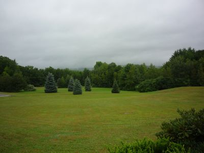 Photo of New Hampshiure countryside at Henniker Motel