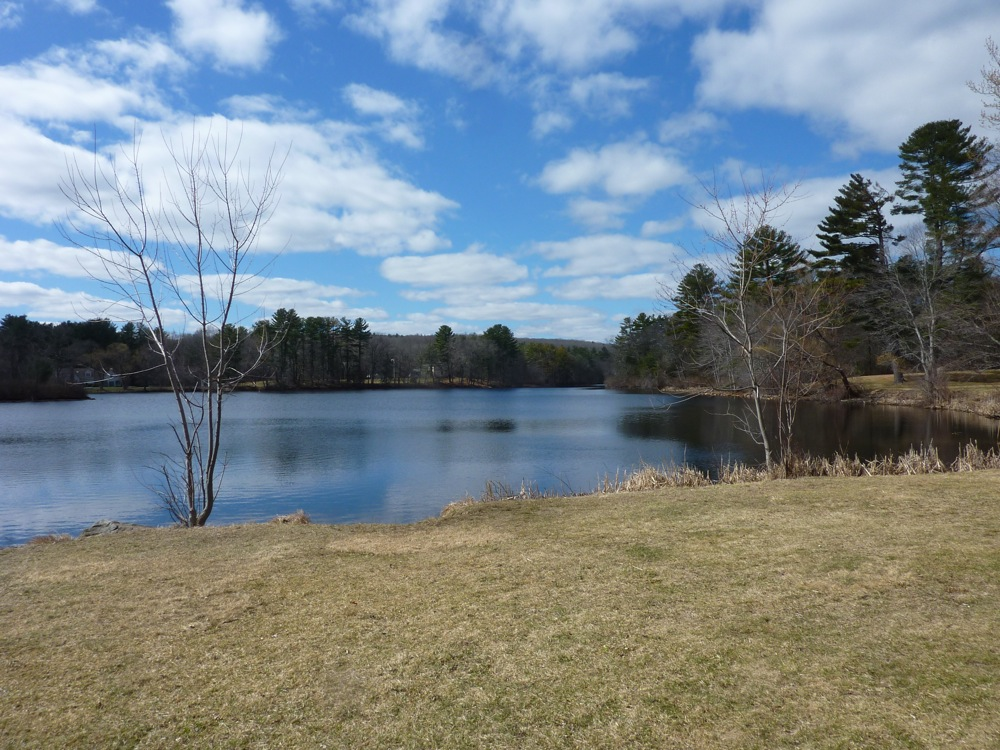 GREAT WALK: the Hopedale River area in Hopedale, Massachusetts