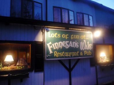 Finnegan's Wake restaurant photo, Walpole, Mass.