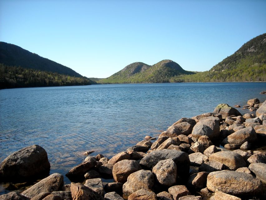 Picture of Jordan Pond, Maine