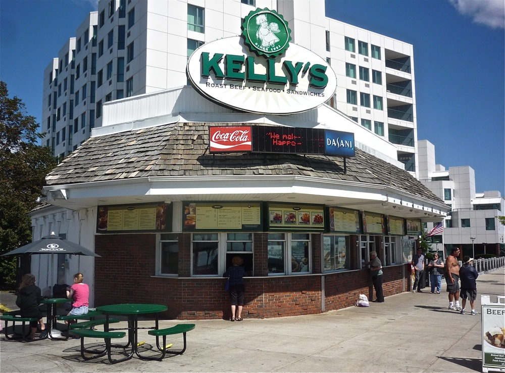 Kelly's Roast Beef, Revere Beach, Mass.