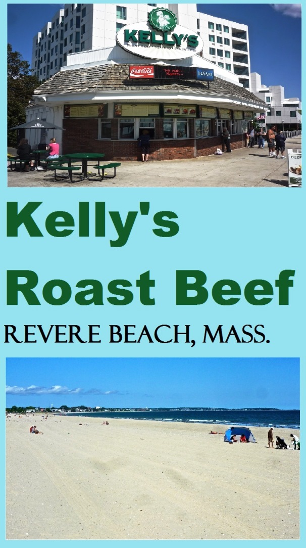 Kelly's Roast Beef at Revere Beach in Revere, Mass., is open year-round and has the most delicious lobster rolls and fried clams plates (and yes, roast beef, too!).