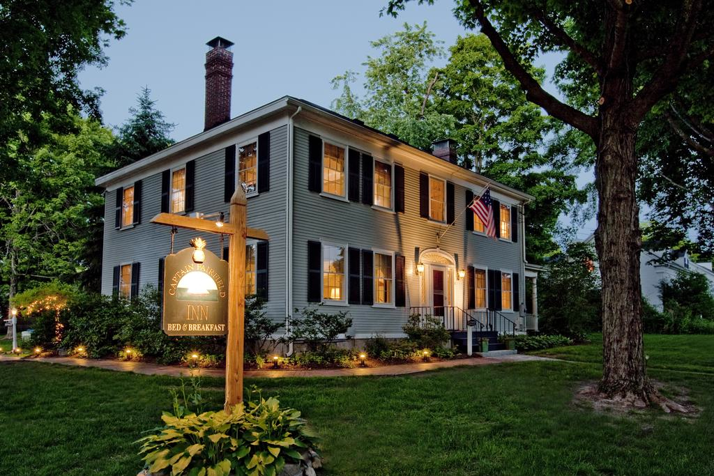 Captain Fairfield Bed and Breakfast in Kennebunkport