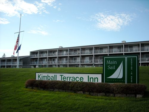 Kimball Terrace Motel, Northeast Harbor, Maine