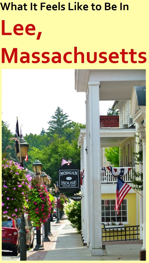 Lee, Mass., is one of the most likeable towns in the Berkshires.