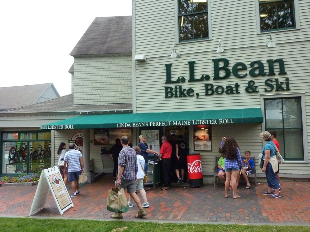 Lobster Roll Linda Bean | Lobster House
