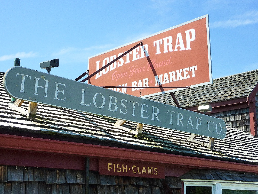 The Lobster Trap, Bourne, Mass.,