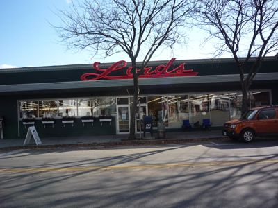 Lords Department Store, Medfield, MA