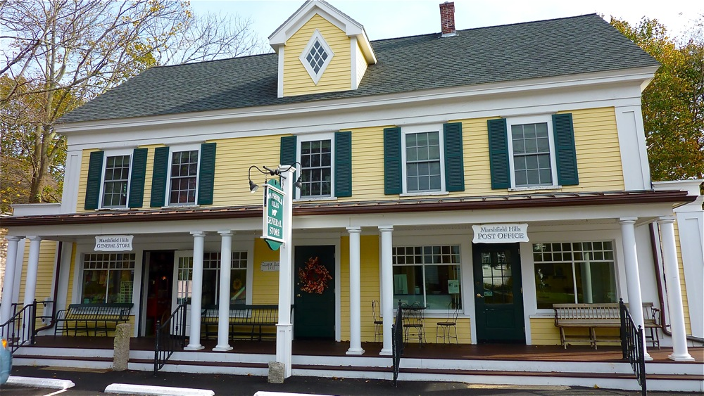 Best Country Stores In New England
