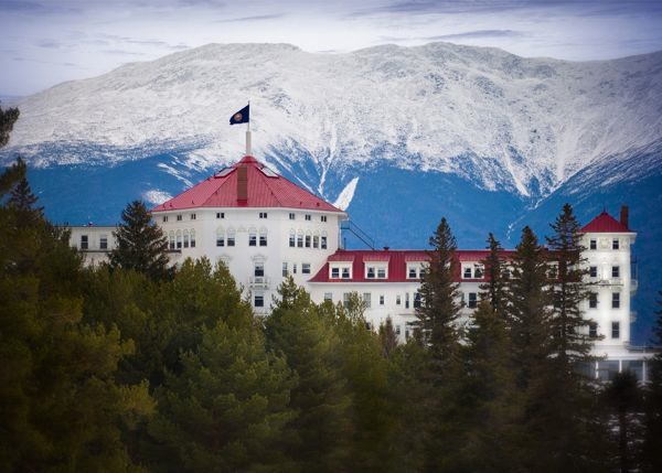 Mount Washington Resort, Bretton Woods NH