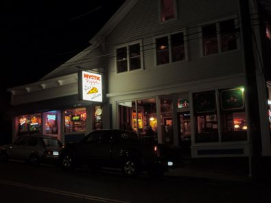 Mystic Pizza restaurant photo, Mystic, Conn.