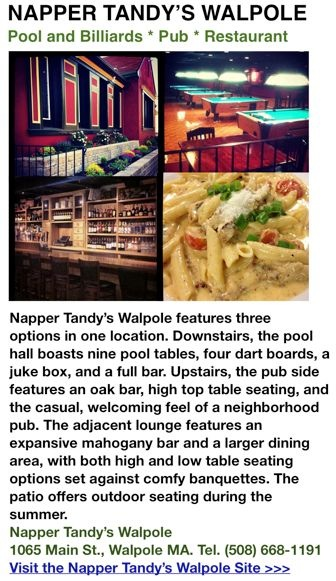 Napper Tandy's Walpole