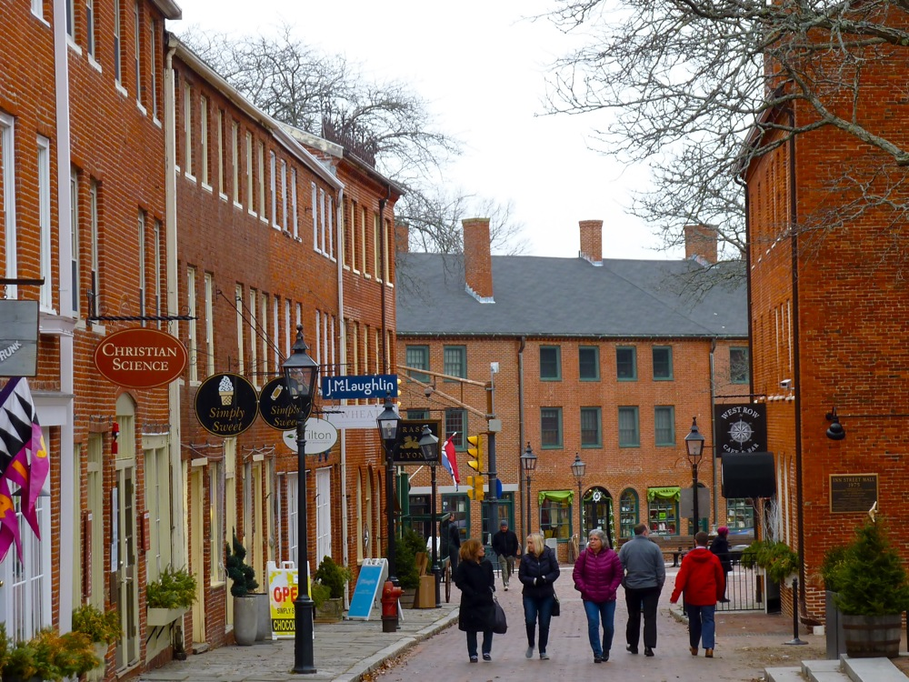 Great walking town: Newburyport, Massachusetts