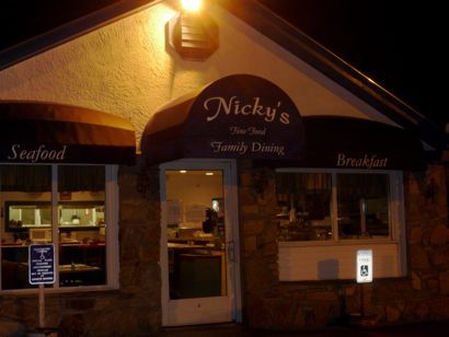 Nicky's restaurant photo, Wrentham, MA