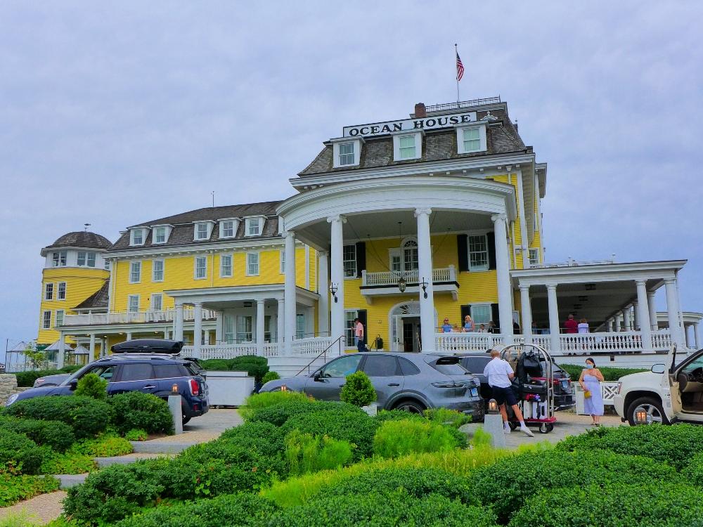 Ocean House Resort in Watch Hill, Rhode Island