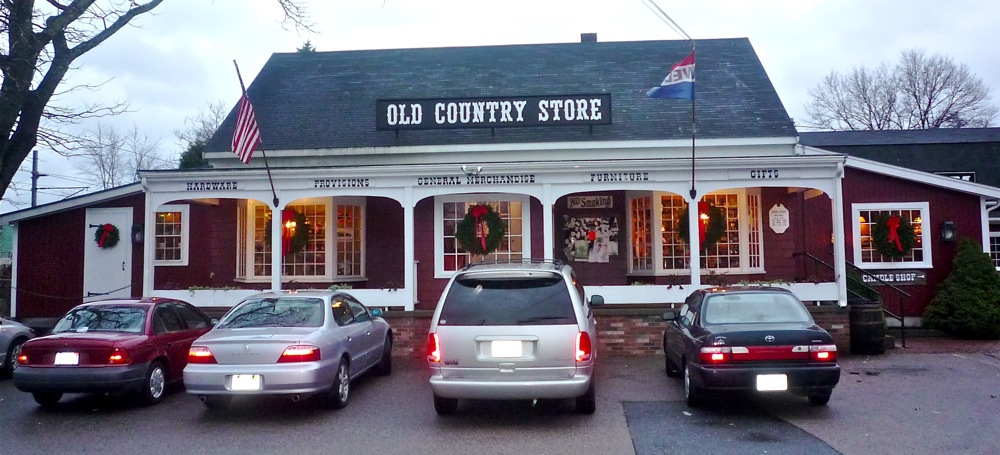 Old Country Store and Emporium, West Mansfield, Massachusetts