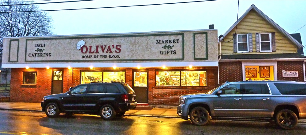 Oliva's Market and Gifts, Milford, Massachusetts