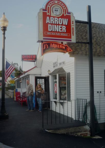 Red Arrow Diner photo, Milford, NH