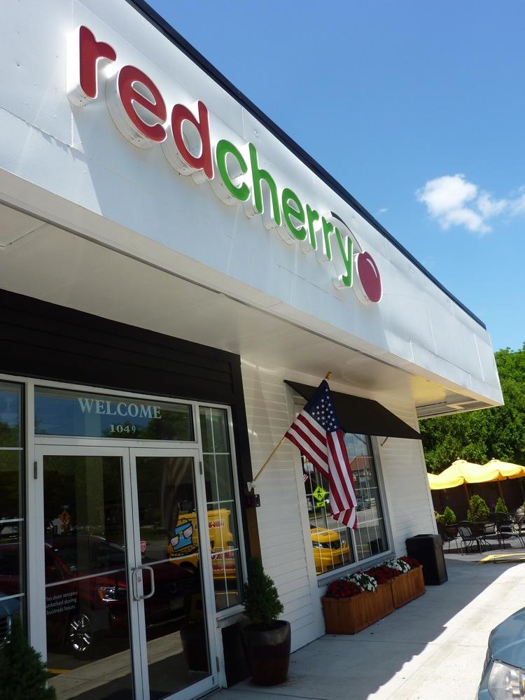 Red Cherry Cafe, Walpole MA