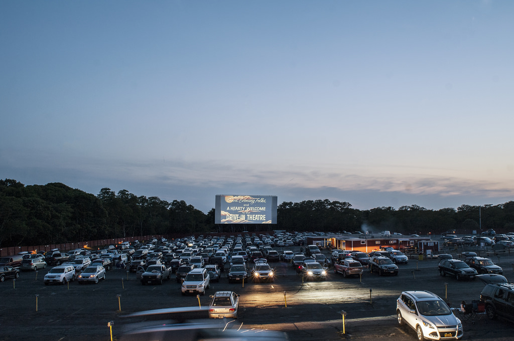 Welfleet Drive-in, Welfleet Massachusetts