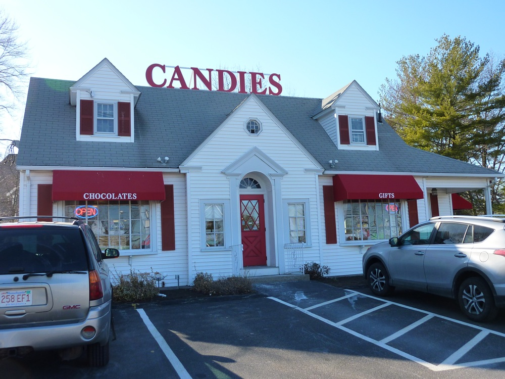Furlong's Candies, Norwood MA