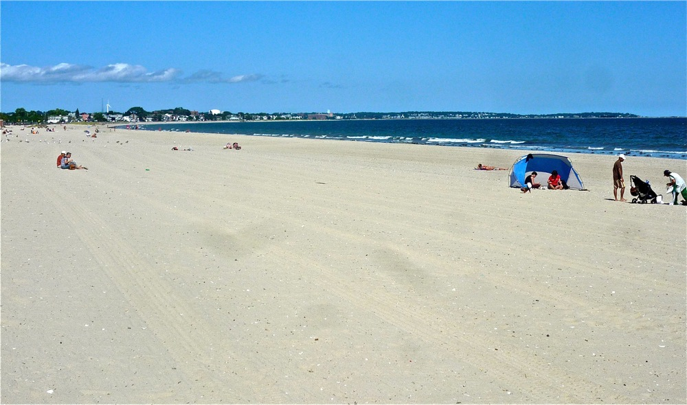 America's first public ocean beach: Revere Beach, Massachusetts