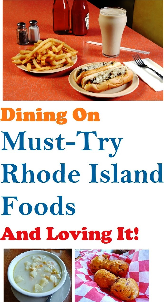 8 traditional Rhode Island foods and treats you must try.