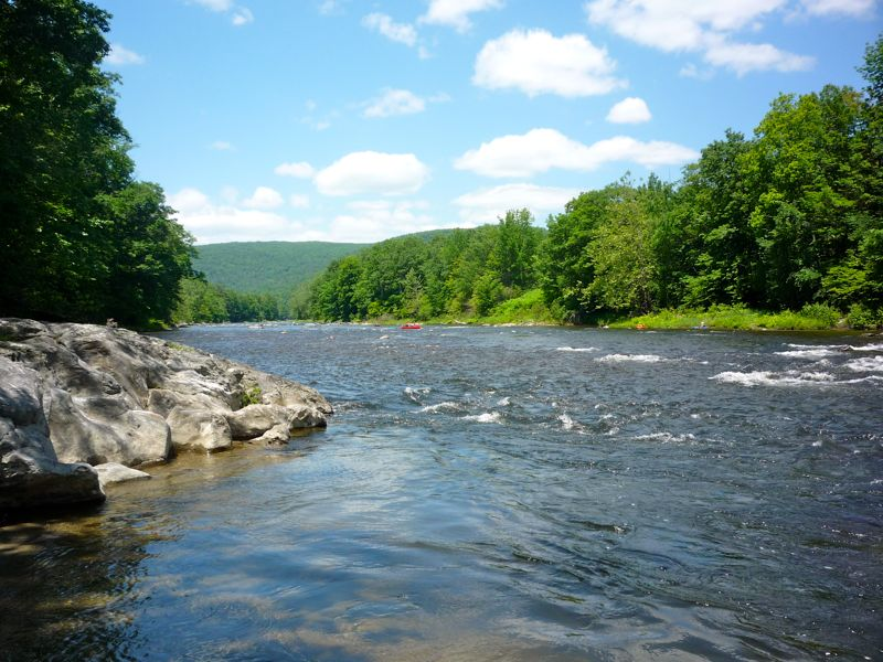 Picture of West River, Dummerston Vermont