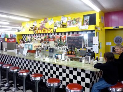Ruthie's Diner, Medfield, MA