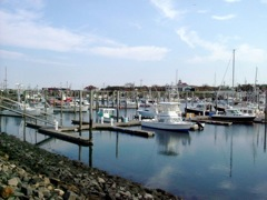 Sandwich Mass., Harbor photo