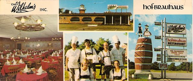 Memories of Closed New England Restaurants - New England Dining