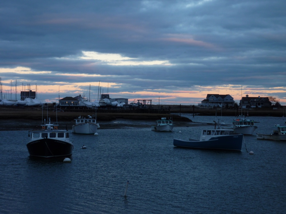 Scituate Harbor view, Scituate, Massachusetts