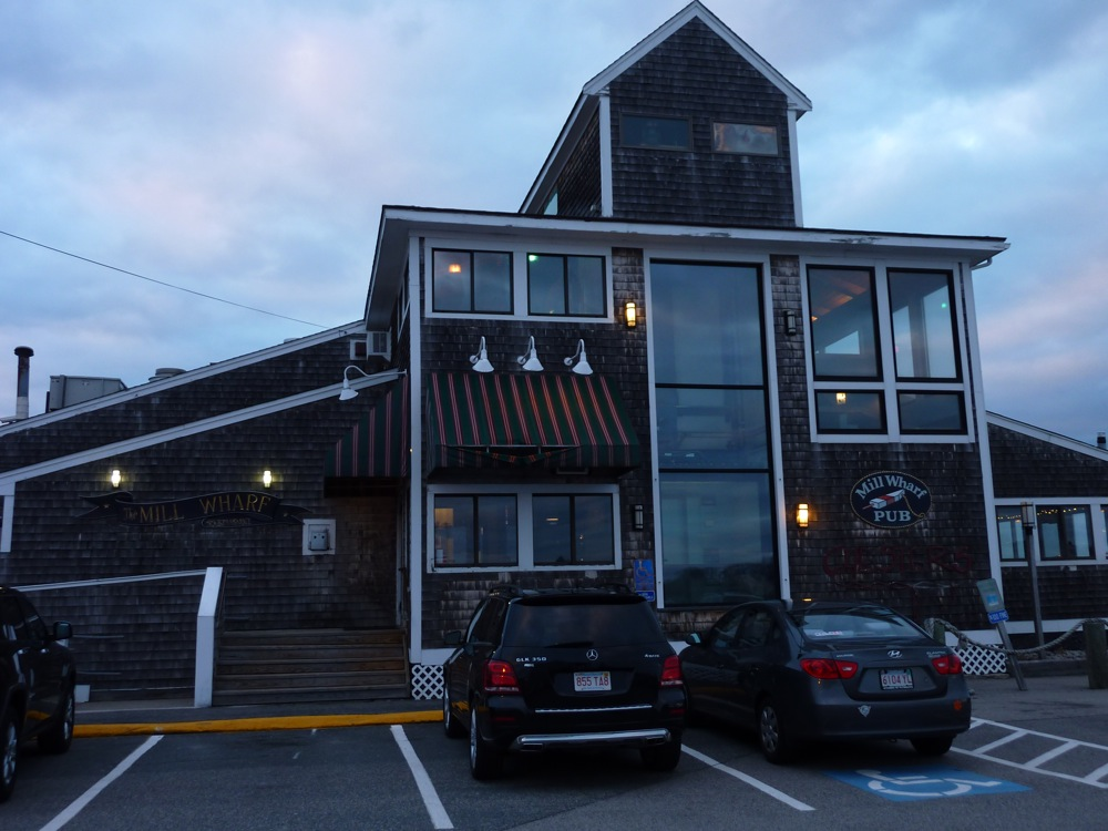 Mill Wharf Pub and Restaurant, Scituate, Massachusetts