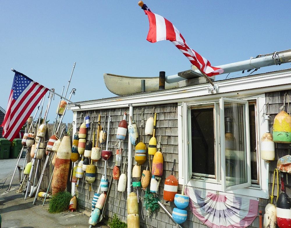 Sesuit Harbor Café,