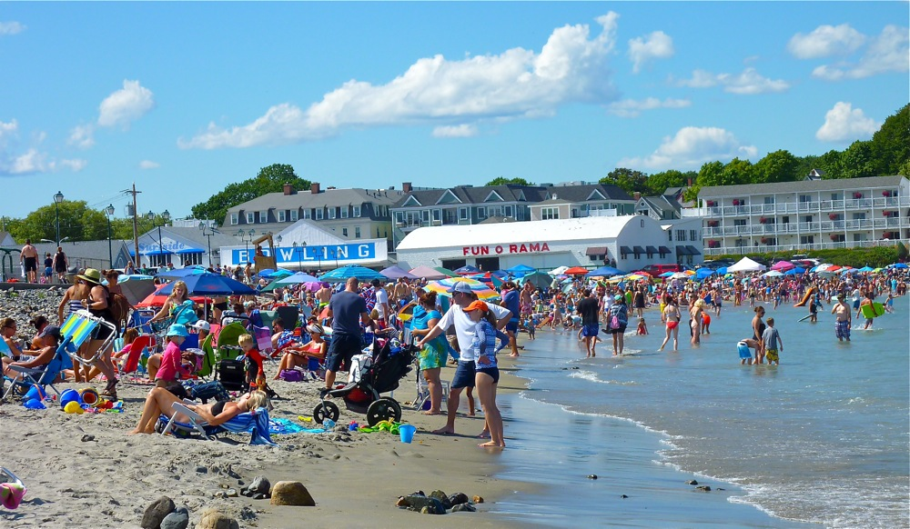 Short Sands Beach At York Is One Of Maine S Best Family Beaches