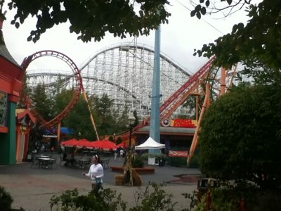 Picture of Six Flags New England