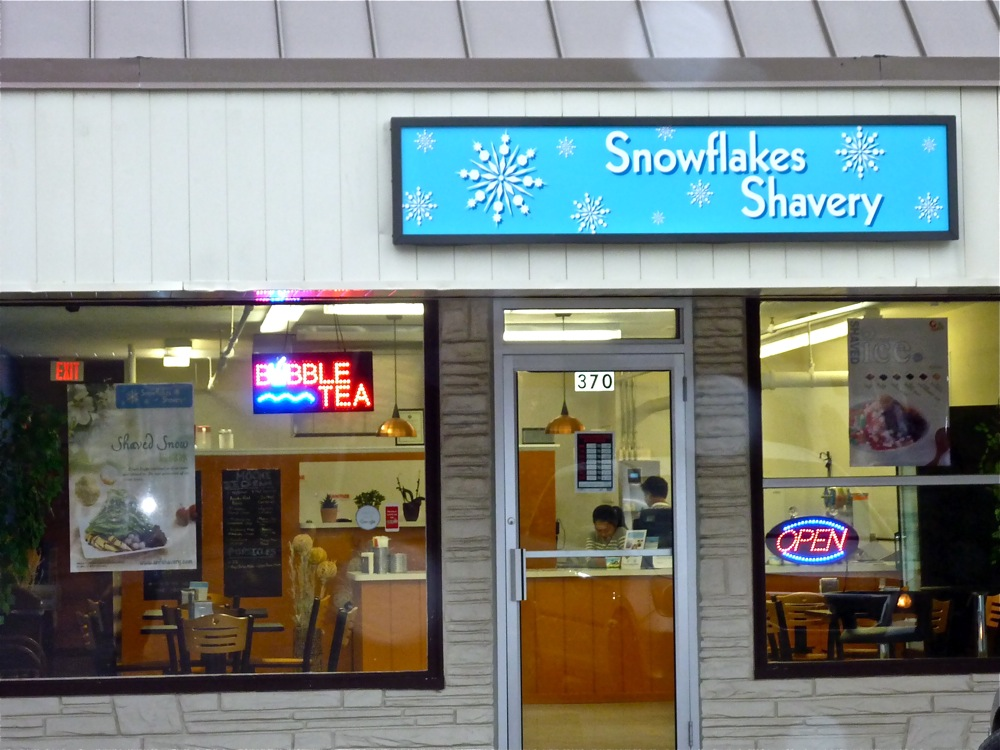 Snowflakes Shavery in Sharon, Massachusetts