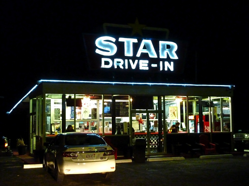 Star Drive-In, Taunton, Massachusetts