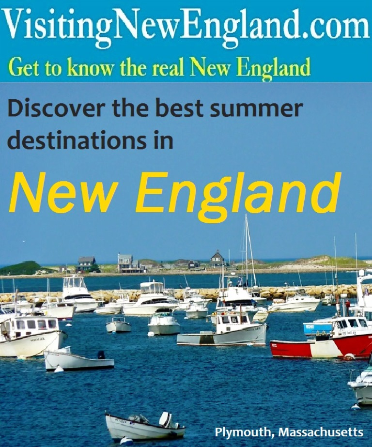 Summer destinations to love in New England