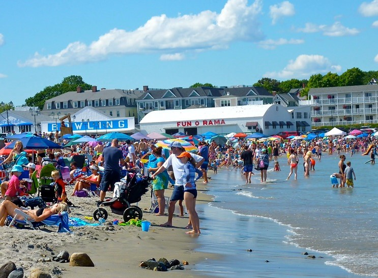 Why York Beach is a beloved Maine summer family vacation destination...