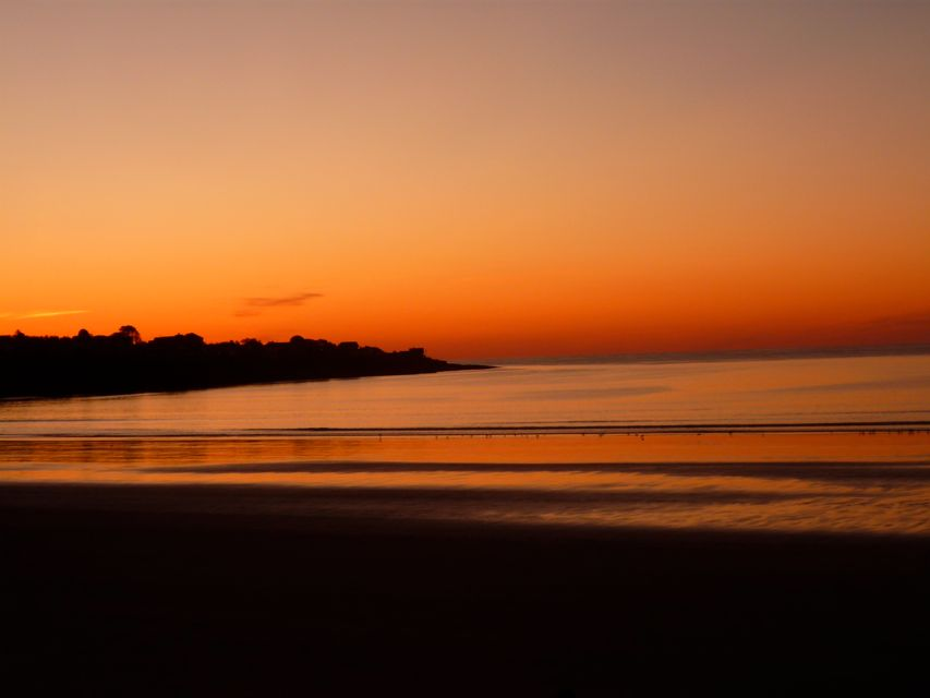 Photo of sunrise at Long Sands Beach, York Beach, Maine