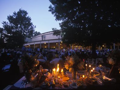 Tanglewood Music Festival photo, Lenox, Mass.
